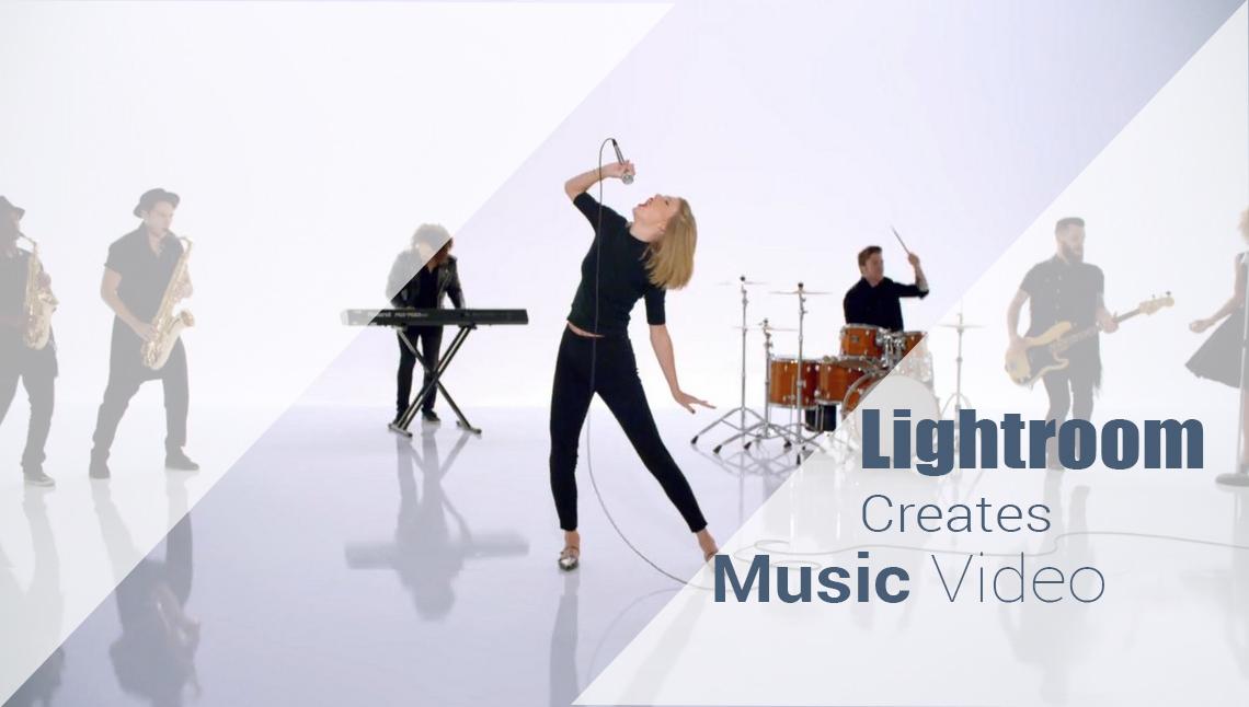Lightroombd Creates Music Video